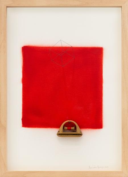Cubo Vermelho cochinilha 807