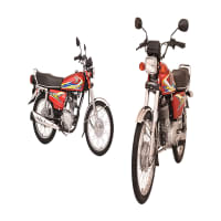 Atlas Honda Launched Honda CG 125S 2019