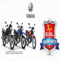 Yamaha Motors Extended Its Warranty period for their Motorcycles