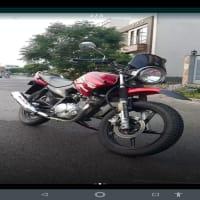 Yamaha ybr g