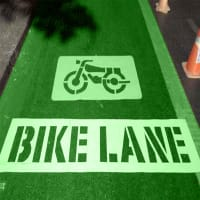 Separate Green Lanes for Motorcycle Riders in Lahore