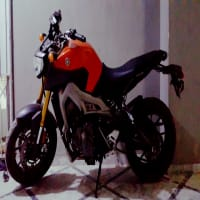 Yamaha MT09 2014