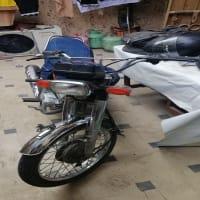 Honda CG 125... 2016 Model (Hyd No.)