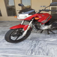 yamaha ybr125 for sale in lahore