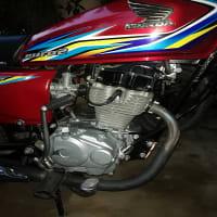 Honda 125 Buy n Drive