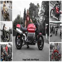 Home Garage Built Millyard V10 Viper 8000cc Motorbike