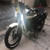 Hi Speed Infinity Cafe Racer (2019) Brand New
