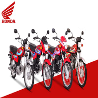 Atlas Honda Increases Its Motorcycle Prices