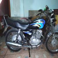 Suzuki GS 150 first owner