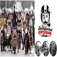 Distinguished Gentleman Ride Global Motorcycle Fund Raising Event