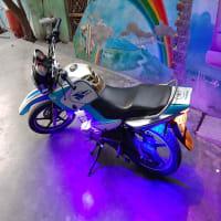 Yamaha YBR speacil edition