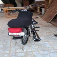 Honda CG 125 Seald Engine Karachi Number