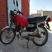 sell honda 125 2012 model