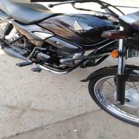 Honda pridor black