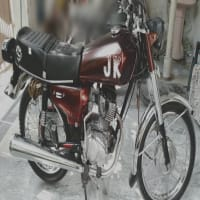 Honda cg 125 total ready..