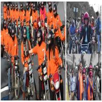 Women on Wheels in Sindh