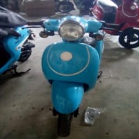 GIRLS SCOOTY ROAD PRINCE
