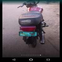 dhoom bike cd70
