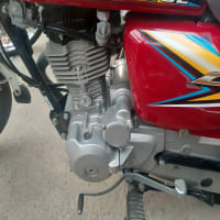 Honda CG125 Special Edition