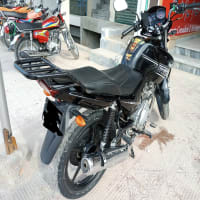 Yamaha Ybr 125 esd Black 2018 ,2019 registered