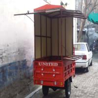 Food van united loader 100cc