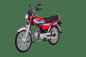 Honda CD 70 2019