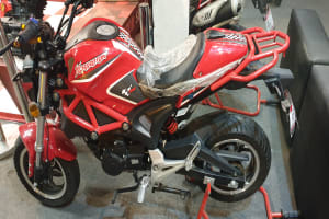 Monster 150