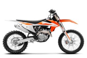 KTM 450 SX-F Motorcycle in Pakistan 2019