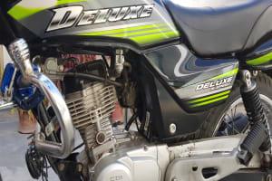 Honda Deluxe CG 125