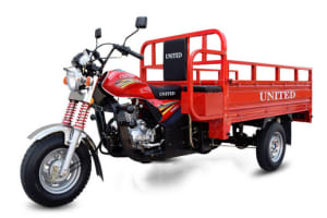 United Loader 150cc