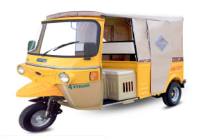 United Auto Rickshaw 200cc 6 Seater