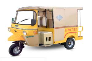 United Auto Rickshaw 200CC 6 Seater Open Body