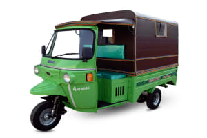 United Hi Roof Pickup Van 200cc