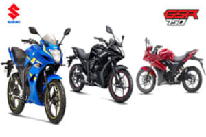 Pak Suzuki Introduced Suzuki Gixxer 150cc in Pakistan