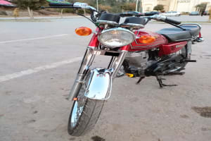 Well maintained Honda CG 125 For Sale