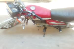 Honda 125 Lahore Number, 2014 model
