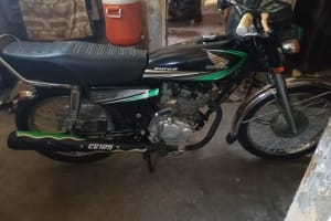 Honda CG 125 For Sale or Exchange