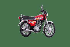 Honda CG 125s Special Edition