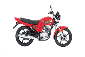 Yamaha YB 125Z Dx