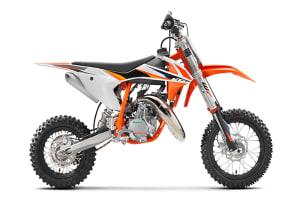 KTM 50 SX Bike