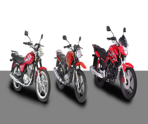 Best Touring Motorcycle in Pakistan