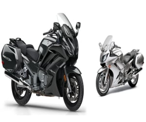Touring & Sport Touring Motorcycles