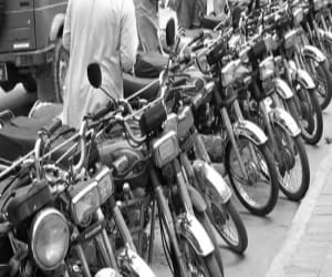 AVCC Caught Six Motorcycle Thieves in Karachi