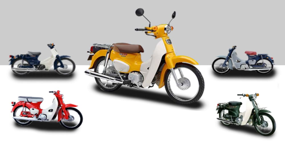 The Iconic Honda Super Cub