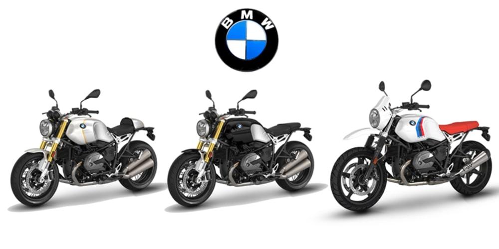 BMW Upgraded R NineT Models to Meet Euro V Standards