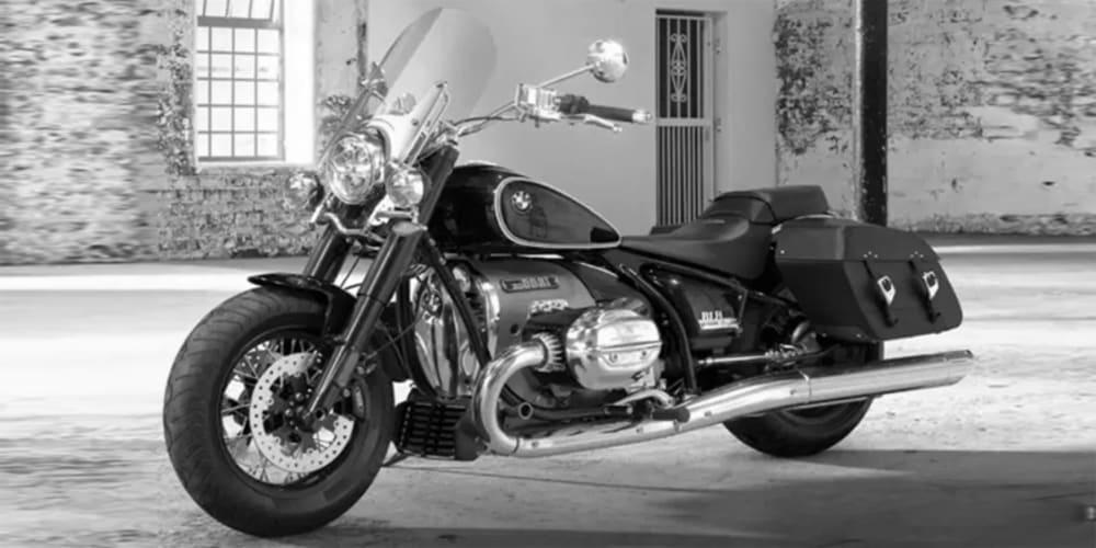 BMW Motorrad Introduced Classic Version of R18