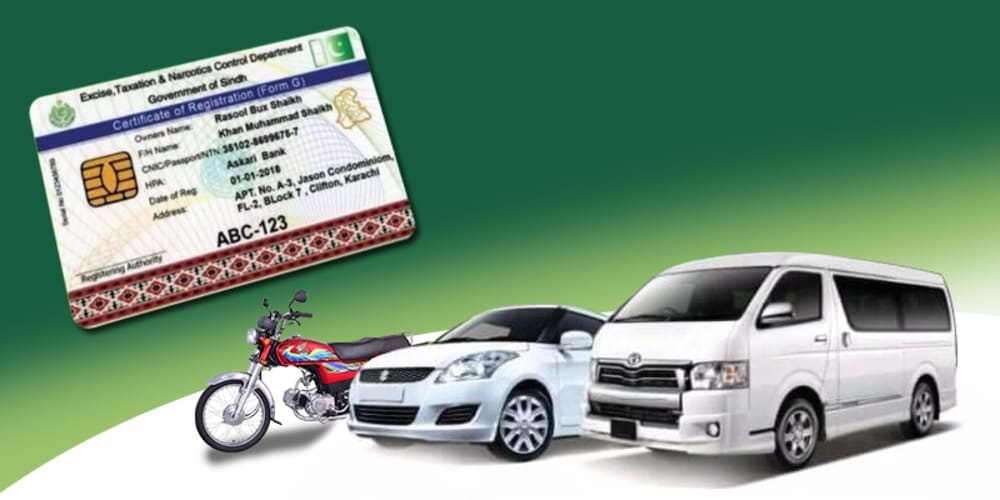 Sindh Govt Finally Introduces Smart Card for Vehicles
