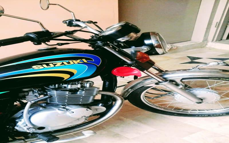 Suzuki GS 150 Mint Condition for sale in Pakistan   ebike pk