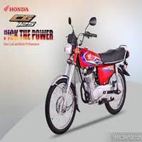 Honda 125 (Applied for Registration) Zero meter