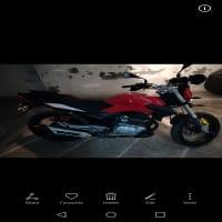 Derbi ETX 150CC fr sale 3000chli hai srf 2019 model hai